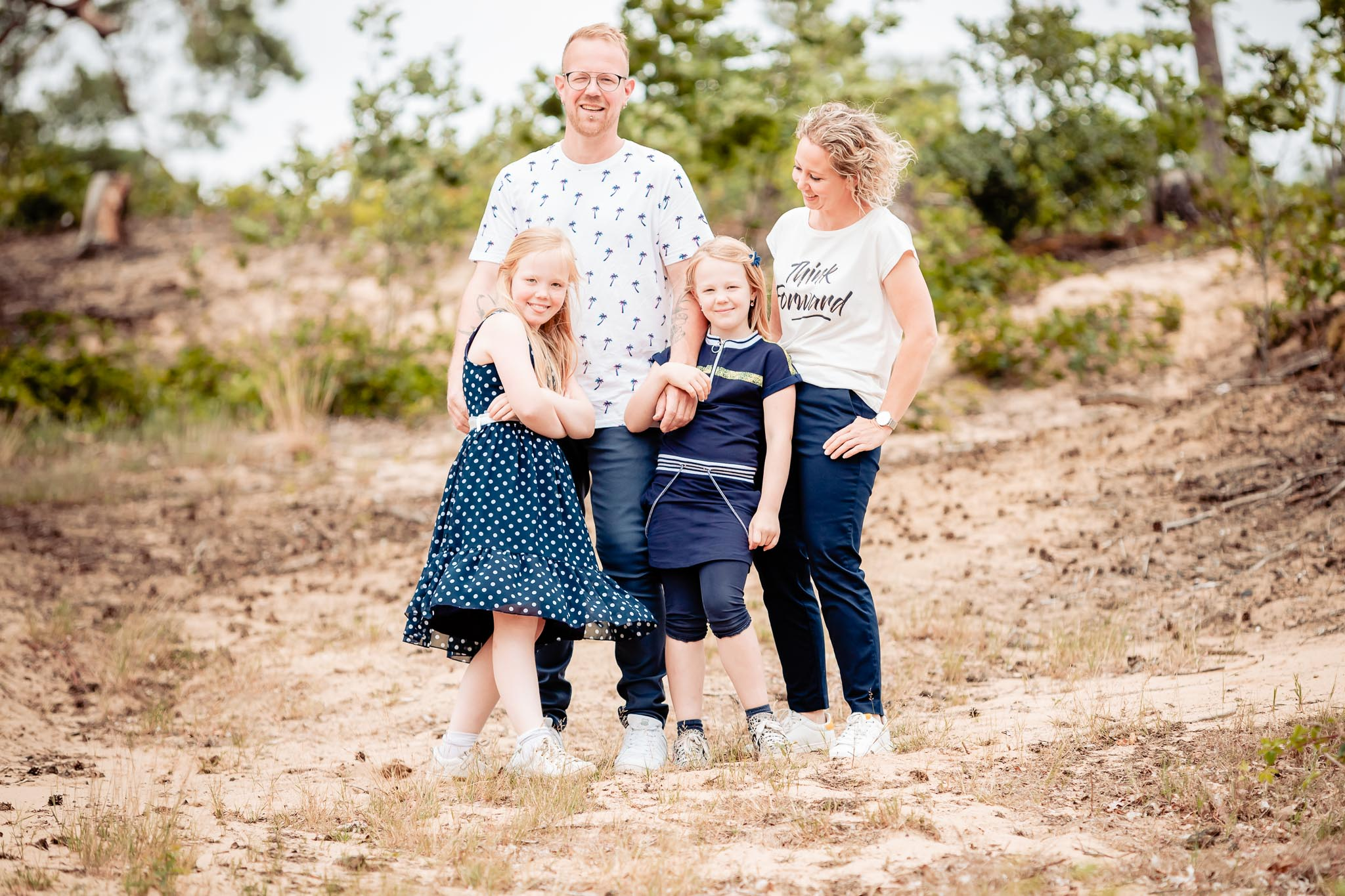 Familieshoot Lomm