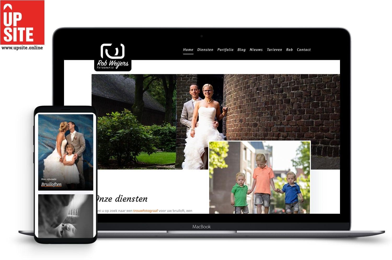 Nieuwe website online!!